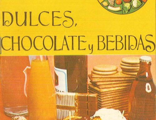 Dulces, chocolate y bebidas