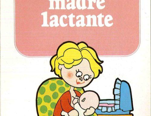 La madre lactante
