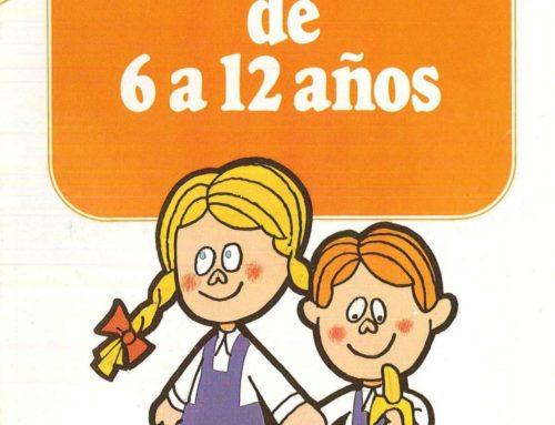 Niños de 6 a 12 años