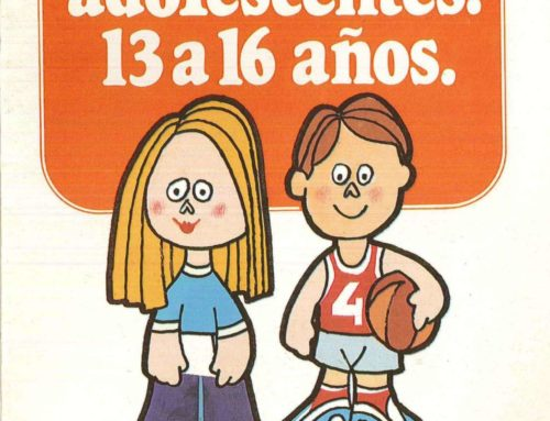 Los adolescentes. 13 a 16 años