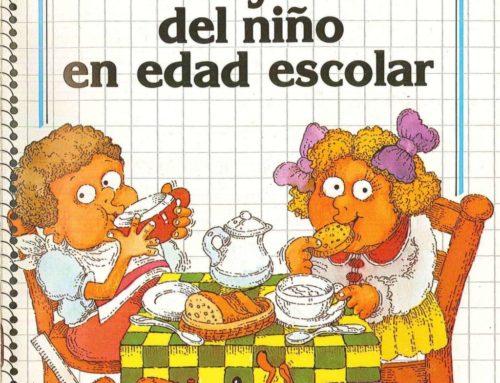 El desayuno del niño en edad escolar
