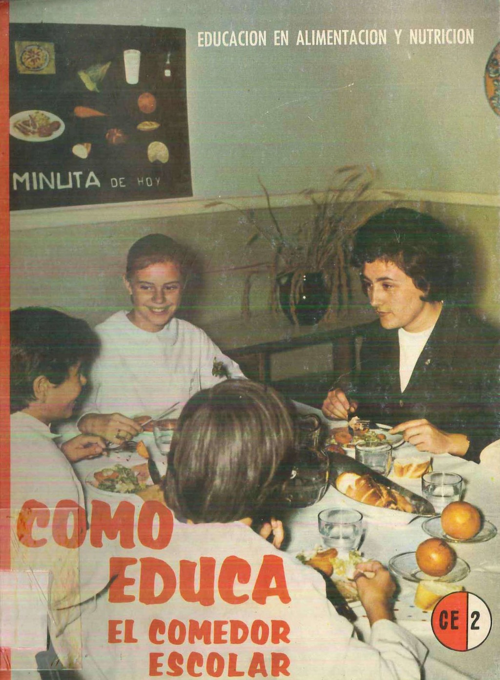 Como educa el comedor escolar