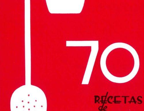 70 recetas de cocina